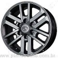 "RODAS ORIGINAIS PICK UP ARO 16"" HILUX"