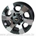 "RODAS ORIGINAIS PICK UP ARO 16"" S10 LTZ"